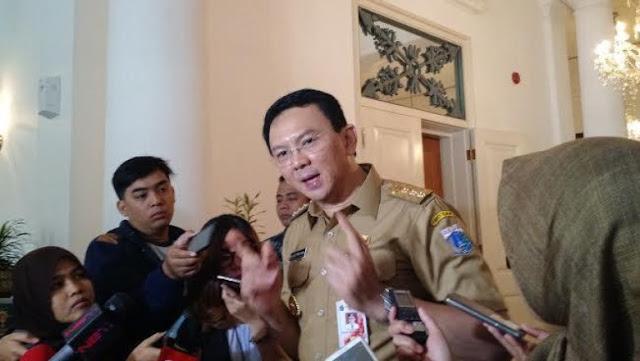Ahok: Saya Masih Ada Satu Bos di Dunia Politik, Pak Jokowi
