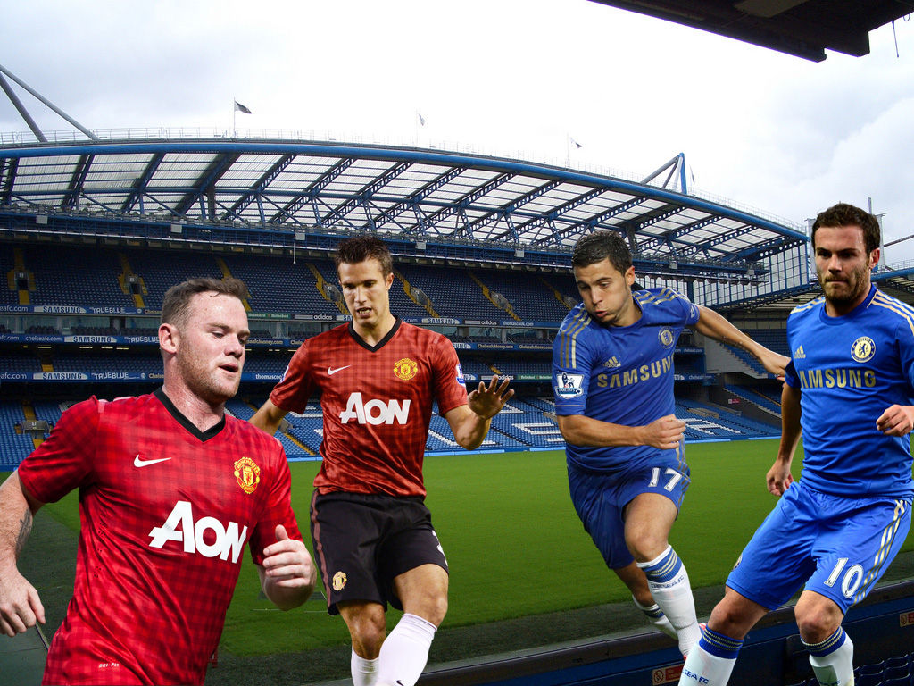 TOP TRENDS Suggestions Images For Mu Vs Chelsea