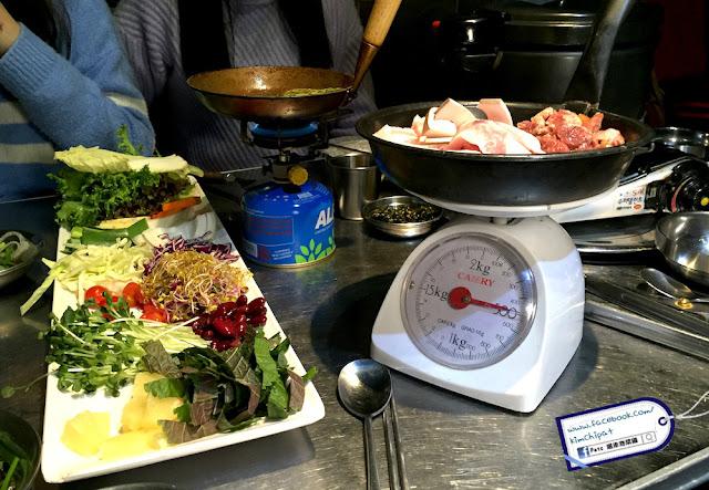 首爾 芝士泡菜鍋