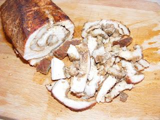 reteta rulada de porc la cuptor retete mancare greceasca gyros,