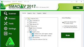 Smadav Pro Terbaru 2017 Rev 11.2 Full Serial Number