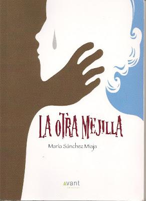 """Presentación del libro """"La otra mejilla"""" de María Sánchez Miaja."""