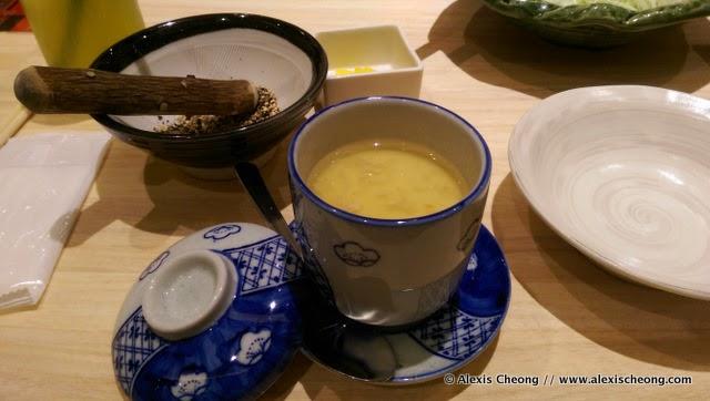 alexis blogs: Japanese Tonkatsu Review: Saboten at B2-02 313