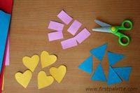 como hacer una flor de papel
