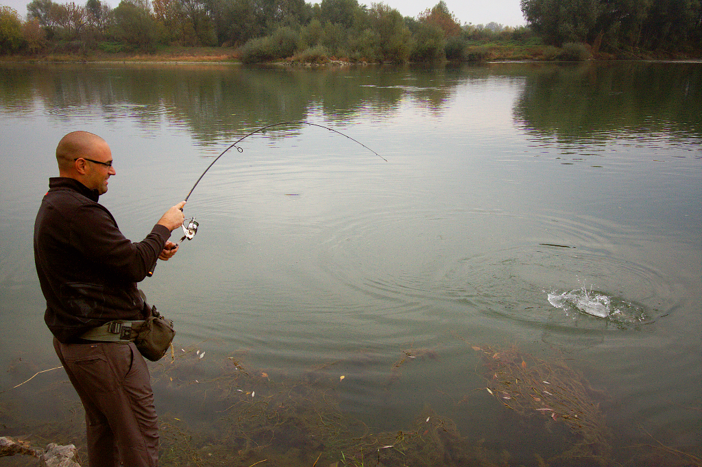 Fishing in croatia and in the neighbourhood the autumn for Fishing in croatia