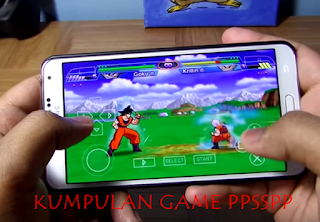 Download Kumpulan Game PSP PPSSPP Iso Android
