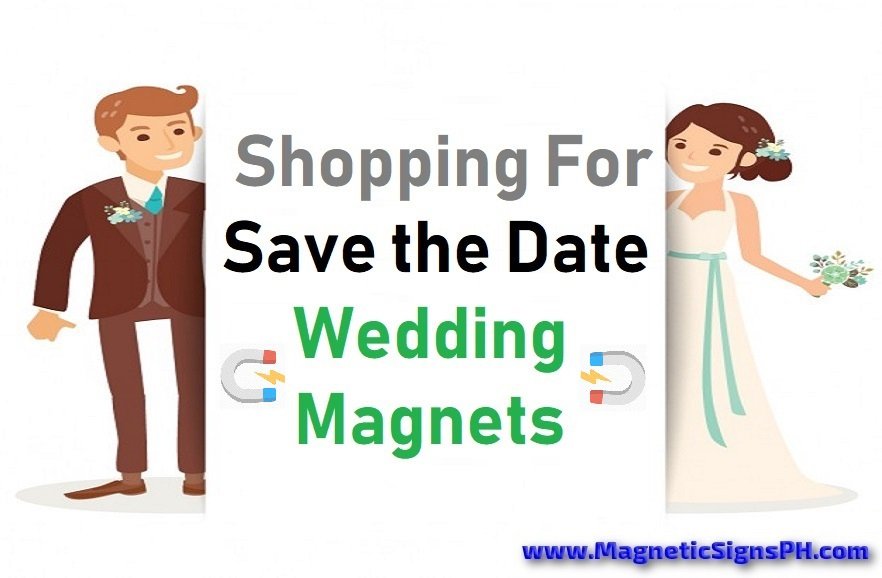 Shopping For Save the Date Wedding Magnets