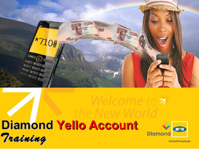 HOW TO CREATE AND MANAGE A  DIAMOND YELLOW ACCOUNT (DYA)