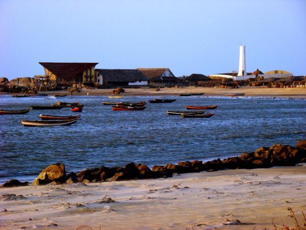 praia pedra do sal parnaiba