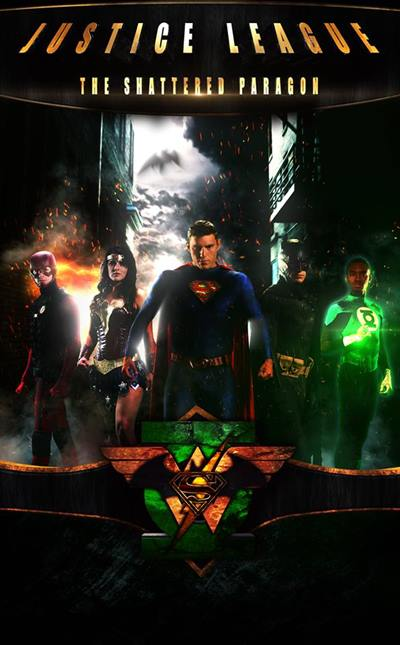 Justice League 2: The Shattered Paragon 2016 full movie