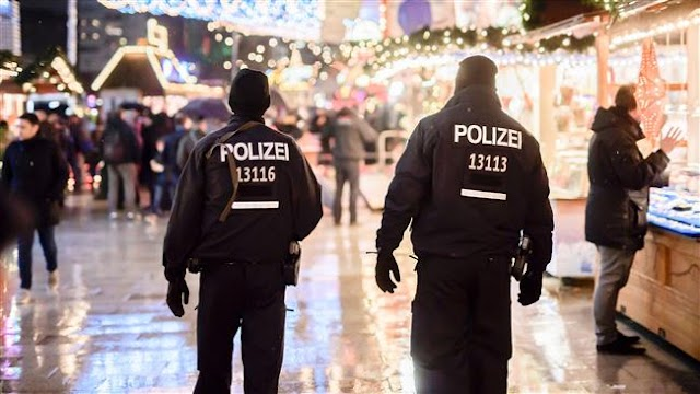 Europe steps up security measures as New Year nears