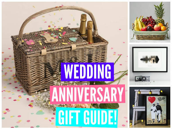 FINDING THE PERFECT WEDDING ANNIVERSARY GIFTS