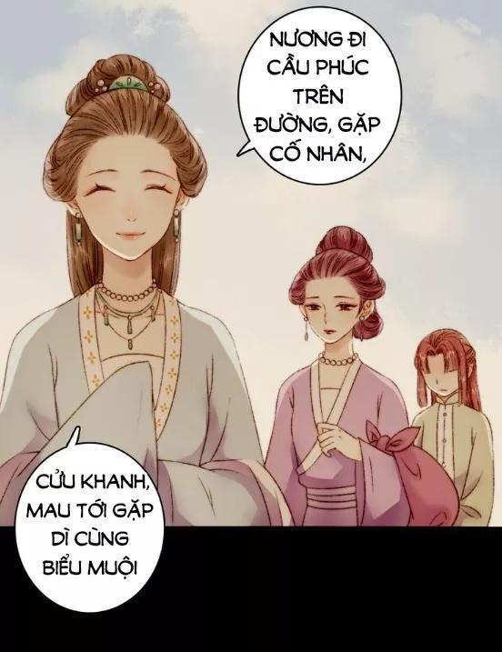 Nàng Phi Cửu Khanh - Thần Y Kiều Nữ chap 3 - Trang 29