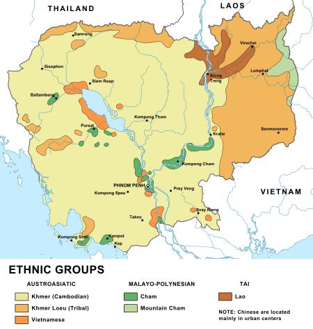 Informasi tentang Cambodia