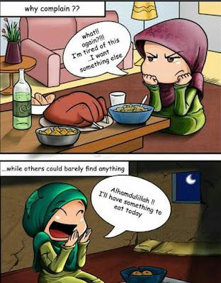 Syukur vs kufur