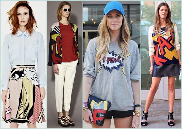 Resultado de imagem para moda geek feminina