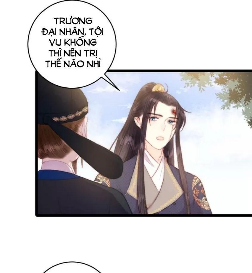 Nàng Phi Cửu Khanh - Thần Y Kiều Nữ chap 65 - Trang 30