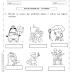 Atividade Dia do Trabalho: Ditado recortado para imprimir
