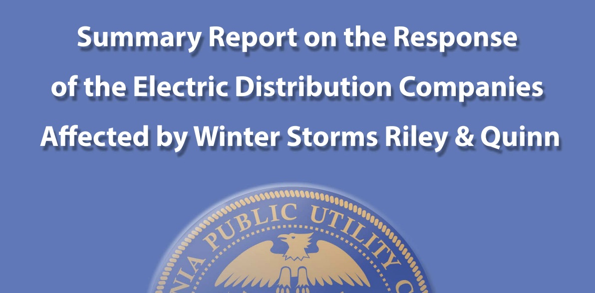 PA Environment Digest Blog: PUC Issues Report On Electric