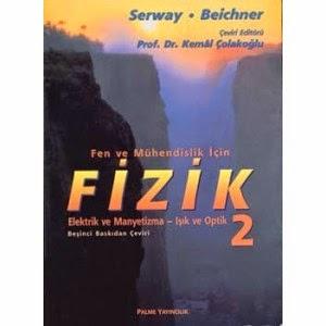 Serway Fizik 1-2 Türkçe + Çözümleri PDF İndir