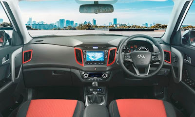 Hyundai Creta 1st Anniversary Edition dashbord Hd Images