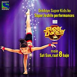 Super Dancer Chapter 2 2017 22 October 246MB HDTV 480p at newbtcbank.com
