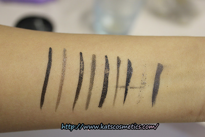 H2O Proof Liquid Eyeliner by Wet n Wild Beauty #5