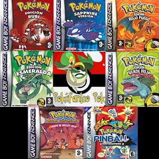 Juegos De Pokemon En Espanol