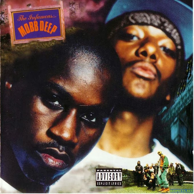 #Descarga, The Infamous [Full Álbum] - Mobb Deep.