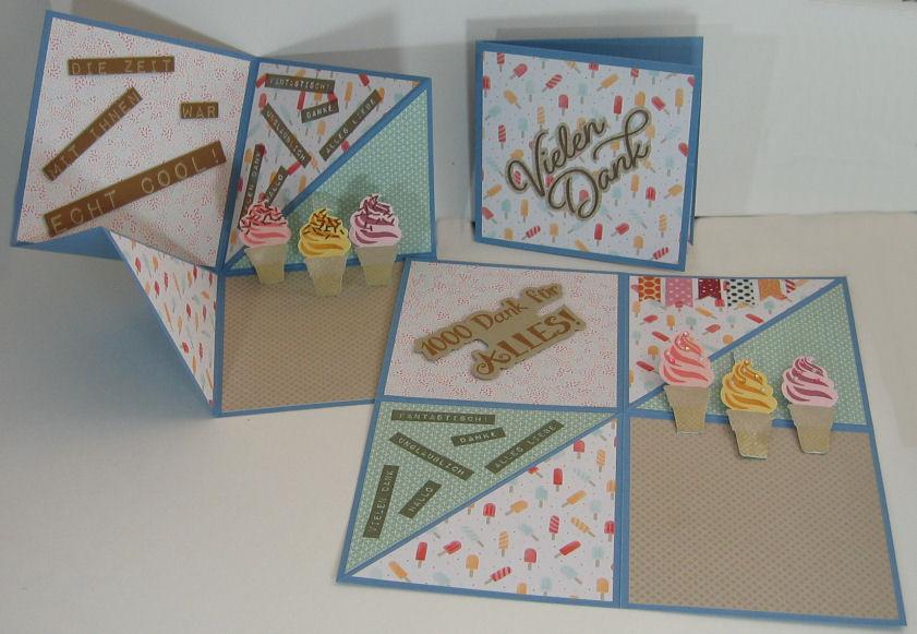 Briefe Für Besondere Menschen : Kunst á la card besondere karten für menschen