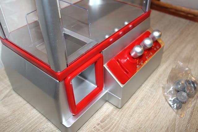 machine à attraper bonbons