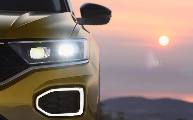 VW irá investir R$ 2 bi para produção do T-Cross no Brasil
