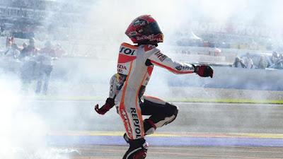 Marquez Target Koleksi 10 Gelar Juara Dunia