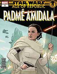 Star Wars: Age of Republic - Padme Amidala