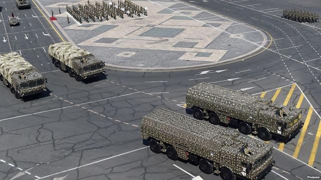 Armenia compraría armas a otros países
