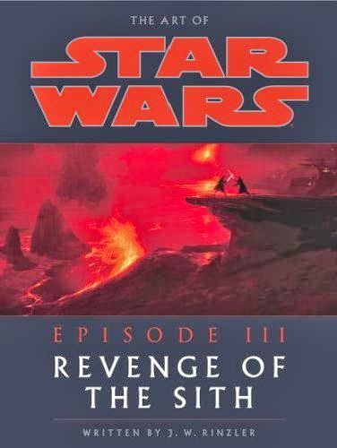 The Art Of Star Wars Episode Iii Revenge Of The Sith Book Review