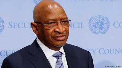 Prime Minister of Mali Resigned