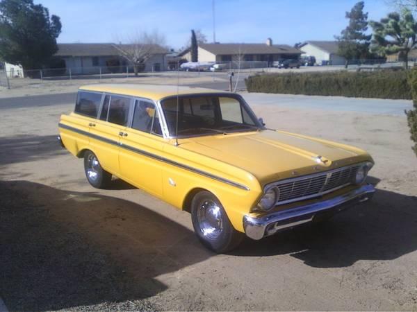 Madison : 1965 ford falcon parts craigslist