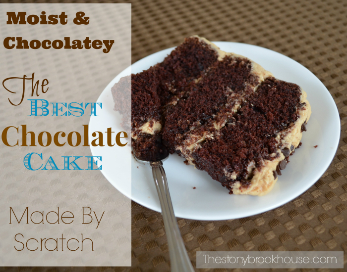 Best Chocolate Cake By Scratch