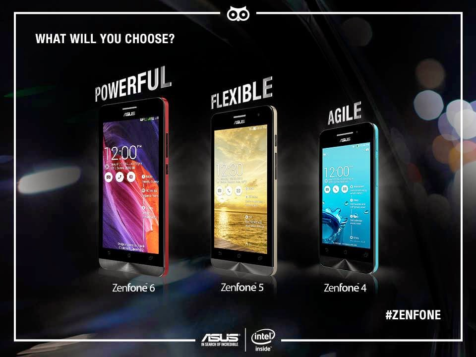 ASUS Zenfone 4, Zenfone 5 and Zenfone 6: Specs, Price and Availability in the Philippines