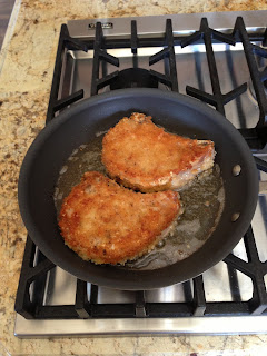 how to make pork crackling in a frying pan