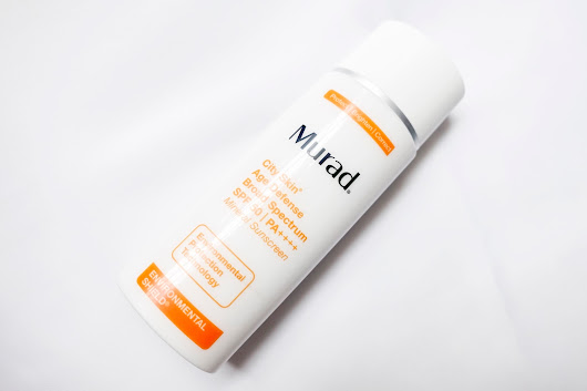 Murad City Screen Age Defense Mineral Sunscreen