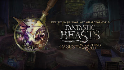 Fantastic Beasts game