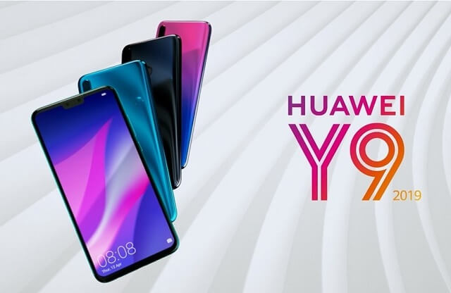 Huawei Y9 (2019) Silently Revealed