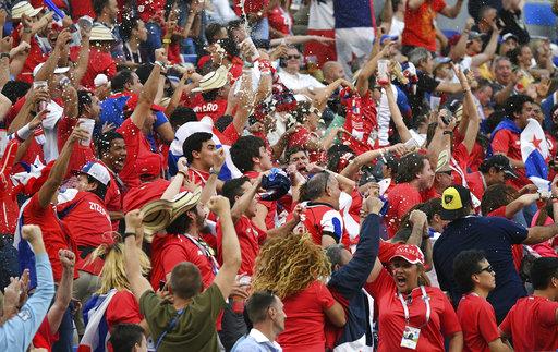 Thua thảm ĐT Anh, Panama vẫn ăn mừng như vô địch 9