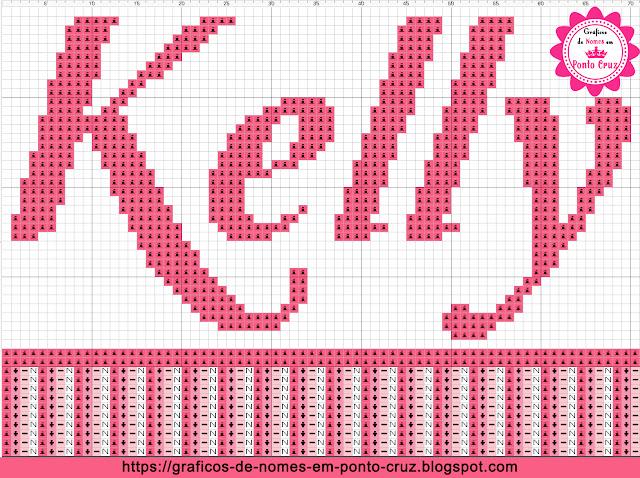 Nome Kelly em Ponto Cruz