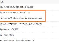 Cara Optimalkan Pengiriman CSS, Di Template Evo Magz
