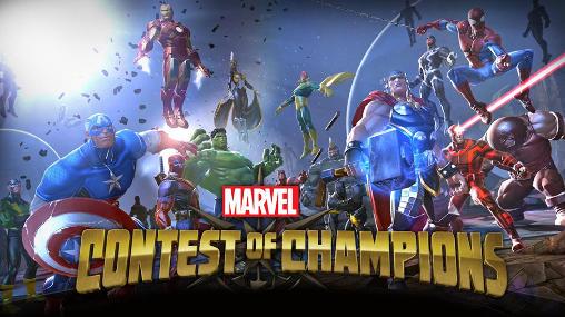 MARVEL Concurso de Campeones Apk v21.2.0 Mod.