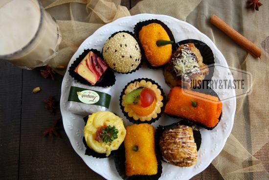 Lezat dan Cantiknya Kue-Kue dari 'TAMPAH' dan Resep Teh Adani