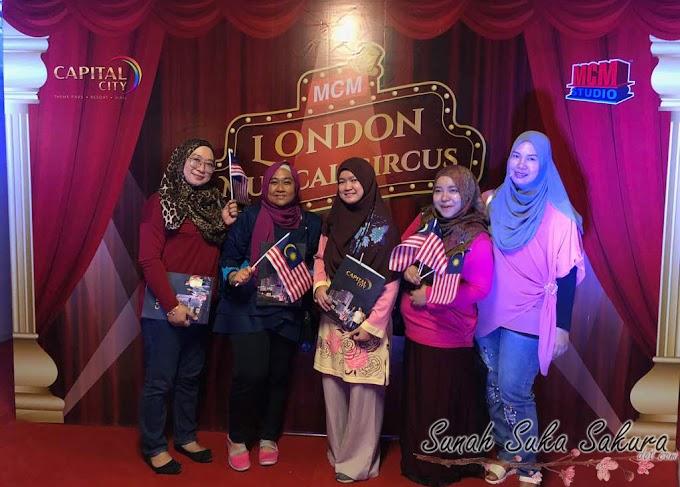 MCM London Musical Circus Kini Dibuka di Capital City, Johor Bahru